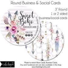 dreamcatcher business cards