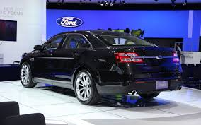 future ford taurus 2013 ford taurus and taurus sho first look motor trend