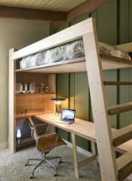 bureau surélevé lit sureleve bureau mezzanine en 56 idaces inspirantes lit