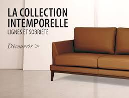 canape cuir fabrication neology fabricant français de canapés et fauteuils