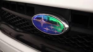 Custom Subaru Emblem 2019 2020 Car Release And Reviews