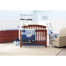 decorating anchor crib bedding ideas home inspirations design