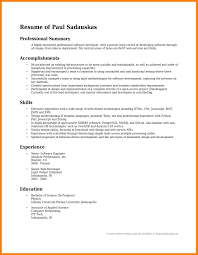 Sample Resume For Sql Developer by Resume Master Forge Cover An Example Of A Curriculum Vitae Sql
