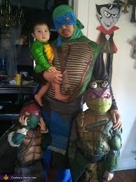 Tmnt Halloween Costumes Tmnt Family Halloween Costume
