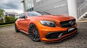mercedes amg orange fostla amg s63 coupe is really orange and pulp free