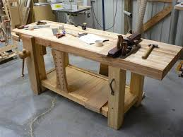 Easy Wood Bench Plans by Easy Wood Workbench Plans Smart Woodworking Projects
