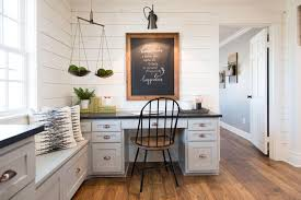 our modern farmhouse kitchen makeover style board and plans
