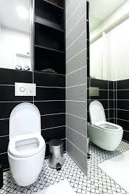 small black and white bathroom ideas small black and white bathroom ideas polka dots bathrooms designs