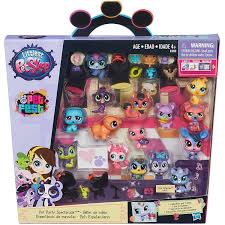 halloween lps littlest pet shop pet party spectacular walmart com