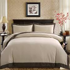 Wholesale Bed Linens - 40s pure cotton coffee patchwork hotel bedding set queen size bed