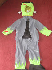 Boys Frankenstein Halloween Costume Infant Toddler Theater Reenactment Costumes Gender Boys