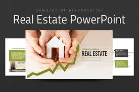 real estate powerpoint template presentation templates