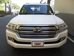 toyota land cruiser bumper 2017 toyota land cruiser 4wd at gateway toyota serving toms