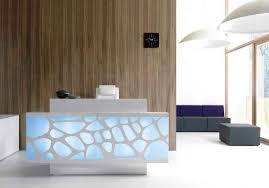Rounded Reception Desk by Reception Desk Furniture Modern Curved Reception Desks For Office