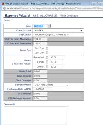 per diem expense report template topic how should users record incidental expenses related