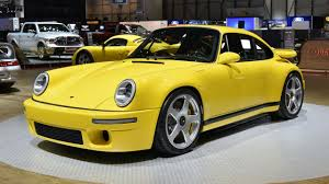 singer porsche williams engine watch out singer the ruf yellowbird is back top gear