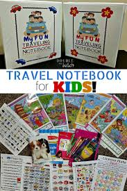 Kids Lap Desk For Car by Diy Road Trip Binder For Kids Free Printables Road Trips And Binder