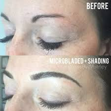 New Eyebrow Tattoo Technique What Is Microblading Brows By Whitney