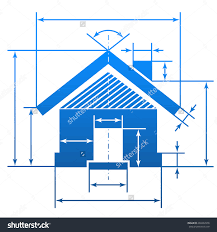 ideas house blueprint symbols