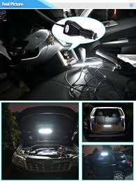 Camping Led Strip Lights by Led Strip 2835 Magnet Base Outdoor Camping Portable Auto Led Bar