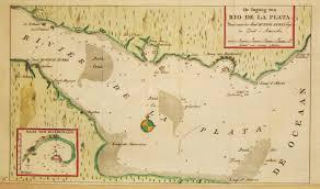 Buenos Aires Map Antique Map Buenos Aires Rio De La Plata Virtual Rare Map