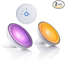 philips hue bloom accent light philips hue bloom 2 pack dimmable led smart table l starter kit