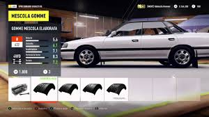 subaru legacy off road forza horizon 2 subaru legacy tuning e off road ita pt1 youtube