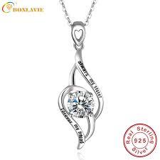 custom silver jewelry bonlavie always my forever my friend custom name necklace