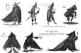 the art of bobby pontillas tal dev post mortem captain hook