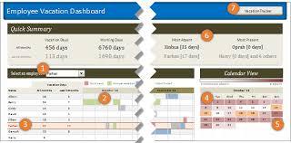 admin calendar template excel