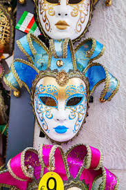 venetian mask for sale masquerade venetian masks on sale in venice italy editorial stock
