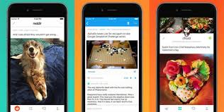 reddit for android reddit official app launched for android and ios in select