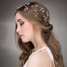 about bridal hair accessories