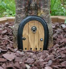 Fairy Door by Gnome Doors Fairy Door Faerie Door Elf Door 5 Inch