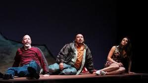Tortilla Curtain Symbolism Theater Review S D Rep U0027s U0027tortilla Curtain U0027 Premiere Hits High