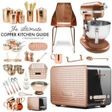 Copper Home Decor Copper Kitchen Decor Guide The 36th Avenue