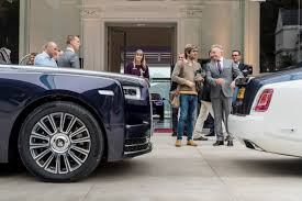 rolls royce concept car media drives rolls royce