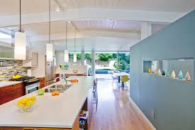 Mid Century Modern Furniture Seattle by Houzz Tour Bright Midcentury Modern House In Seattle