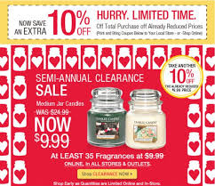 yankee candles coupons and promo codes the household tips guide