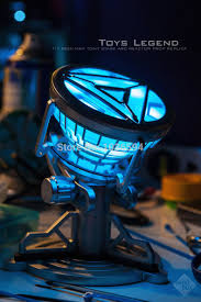 Iron Man Chest Light Led Pole Lamp Picture More Detailed Picture About New Fashion