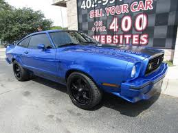 1978 king cobra mustang for sale 1978 ford mustang for sale carsforsale com