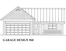 garage plans home design 960