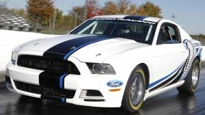 white mustang blue stripes mustang cobra jet style 2 color offset rally stripe graphic