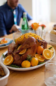 brine turkey recipes for thanksgiving oranges and herbs roasted turkey u2013 a beautiful mess