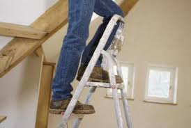 how to install springs on attic staircases home guides sf gate