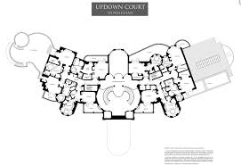 mansions u0026 more floor plans to updown court