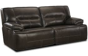 Power Leather Recliner Sofa Lyke Home Power Recline Leather Reclining Sofa Reviews Wayfair