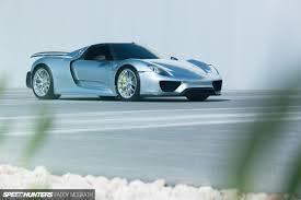Porsche 918 Hybrid 2016 - living in electric dreams speedhunters