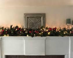 ornament garland etsy