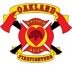 random oakland firefighters random acts